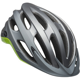 Bell Drifter MIPS Casque, thunder matte/gloss gunmetal/bright green